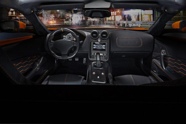 2009 Zenvo ST1 supercar car sports interior wallpaper
