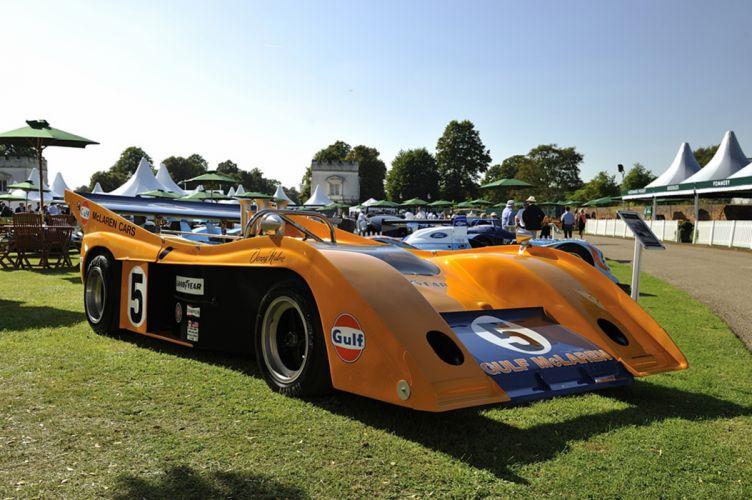 1972 McLaren m20 race car racing gulf wallpaper