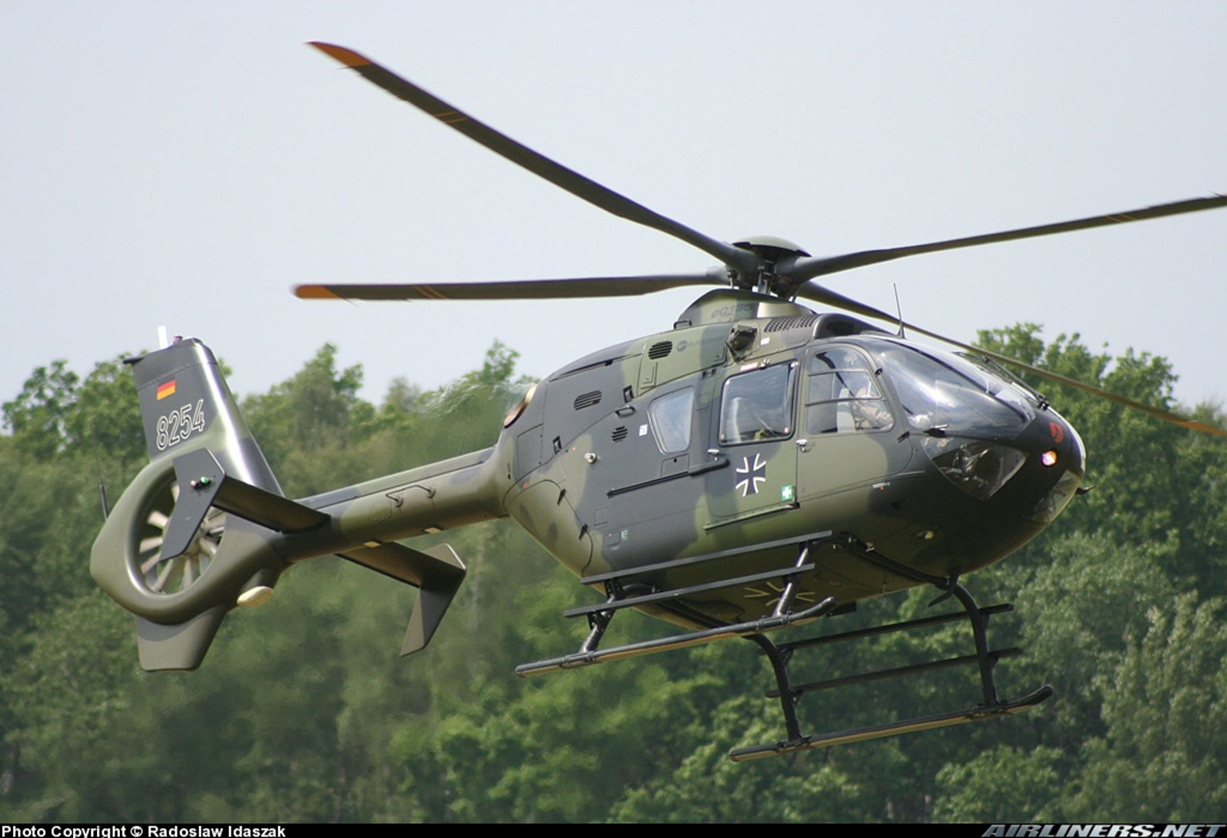 Elicottero Ec 135 : Helicopter aircraft transport germany eurocopter ec