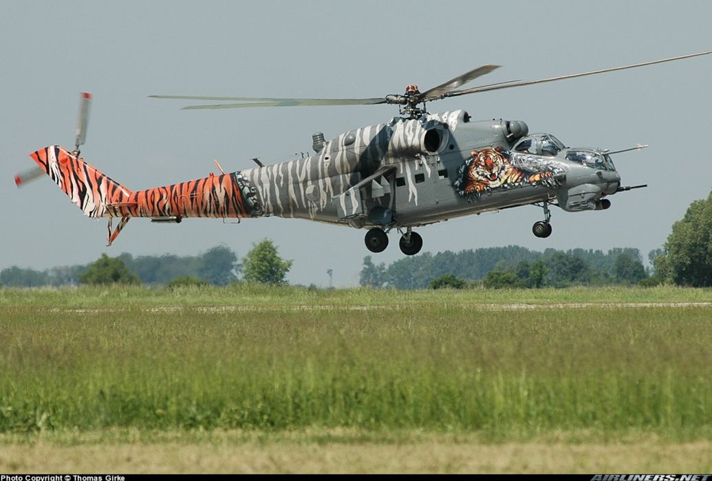 helicopter aircraft attack military army Czech-Republic mil-mi tiger wallpaper