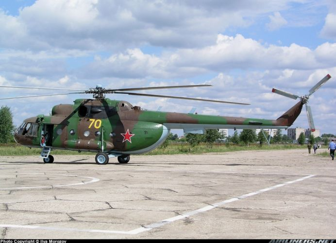 russian red star Russia helicopter aircraft transport mil-mi military army wallpaper