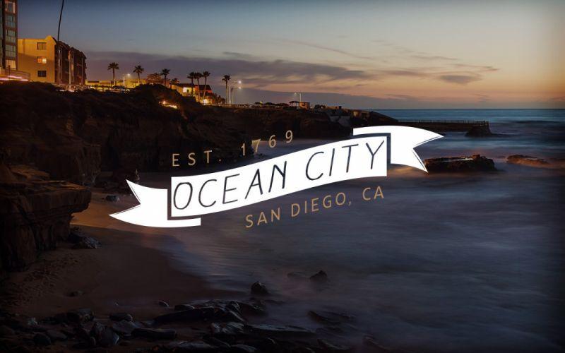 San Diego Beach wallpaper