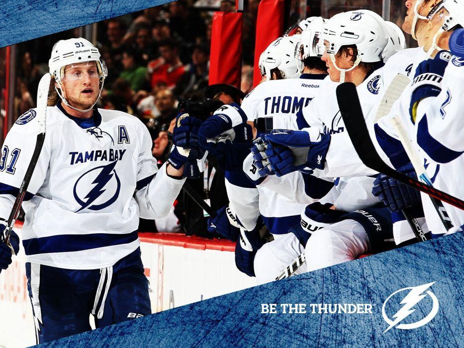 TAMPA BAY LIGHTNING nhl hockey (21) wallpaper