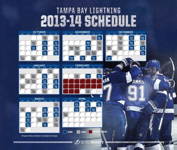 TAMPA BAY LIGHTNING nhl hockey (14) wallpaper
