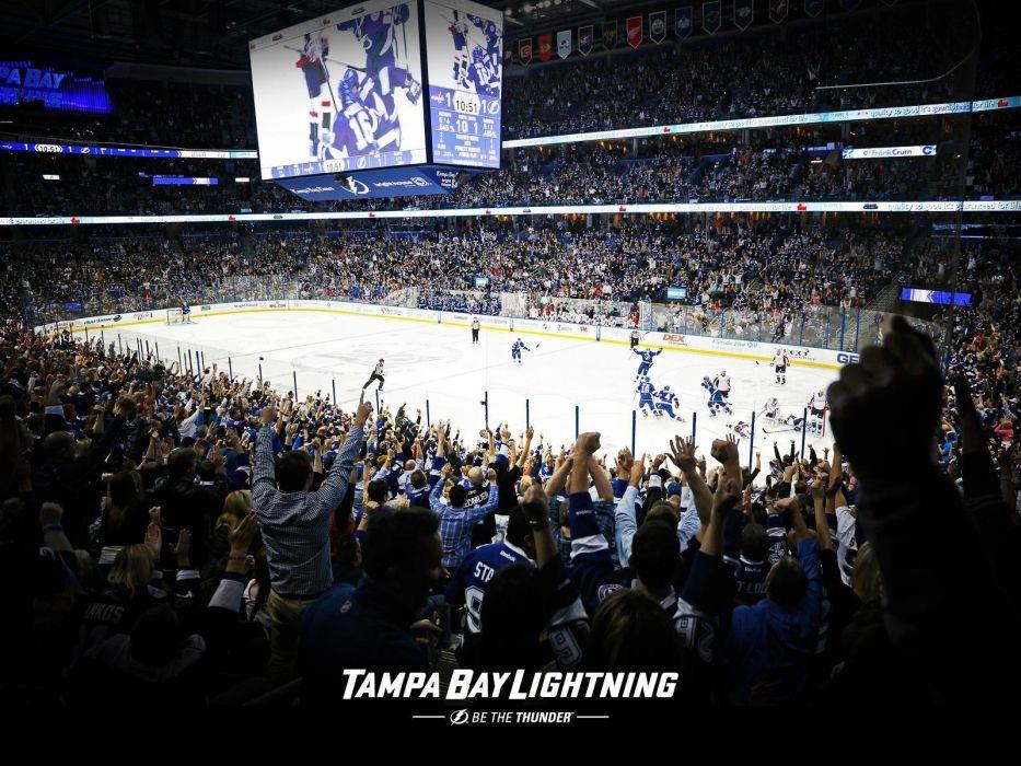 TAMPA BAY LIGHTNING nhl hockey (39) wallpaper