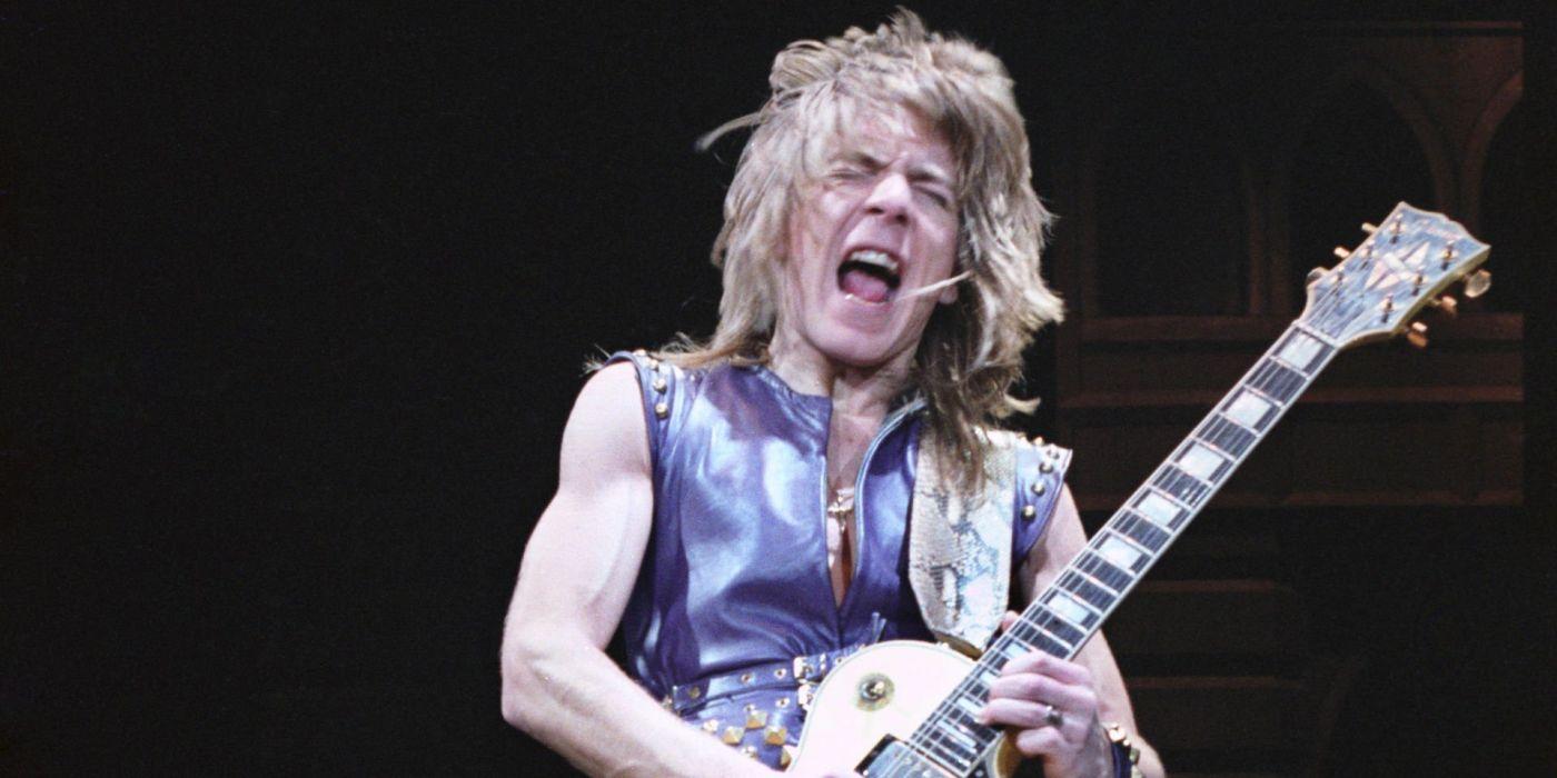 RANDY-RHOADS ozzy osbourne heavy metal randy rhoads guitar concert wallpaper