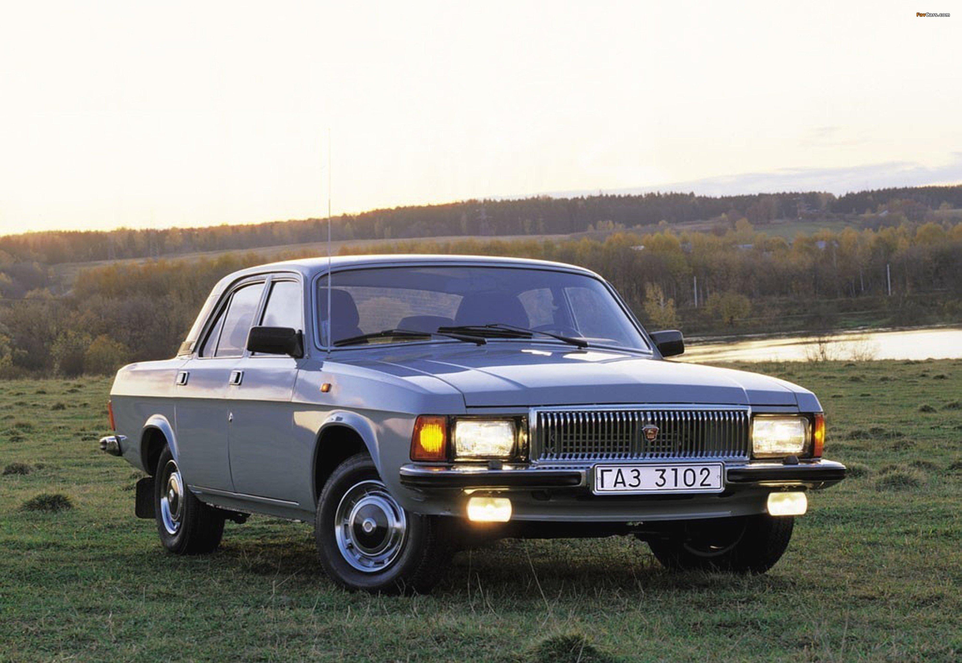 Russian Car 53