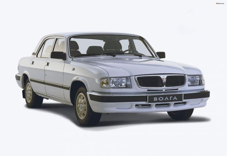 2000 russian car volga gaz Russia 4000x2759 wallpaper