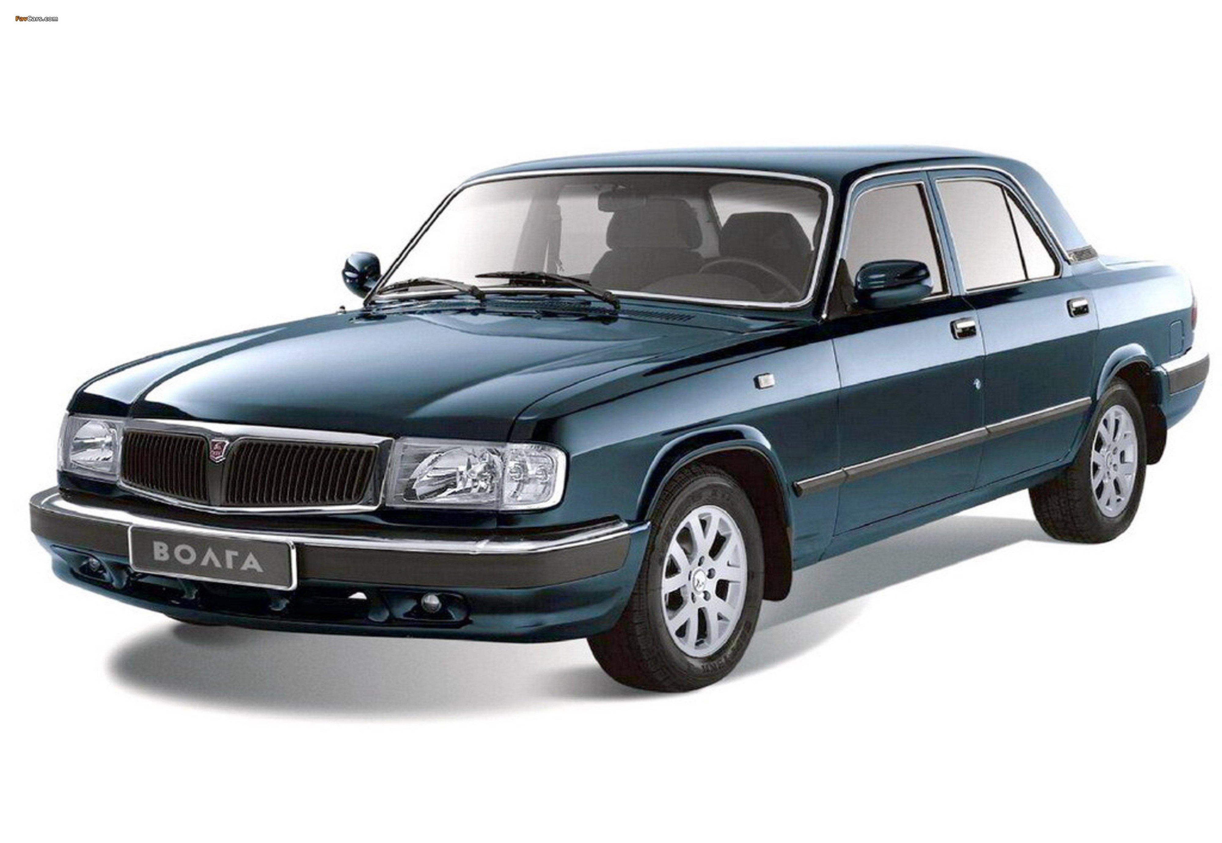 Russian Car 43