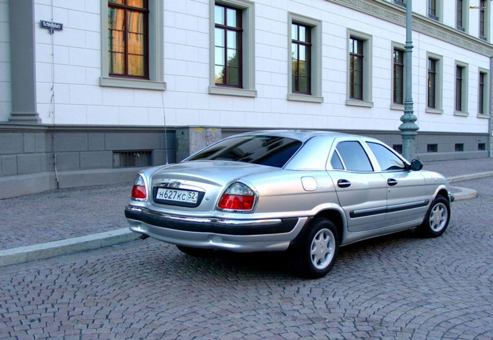 1999 russian car volga gaz Russia 4000x2759 wallpaper