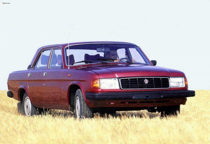 1992 russian car volga gaz Russia 4000x2759 wallpaper