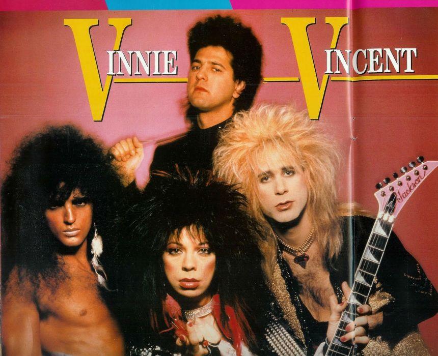 VINNIE-VINCENT invasion heavy metal guitar vinnie vincent wallpaper