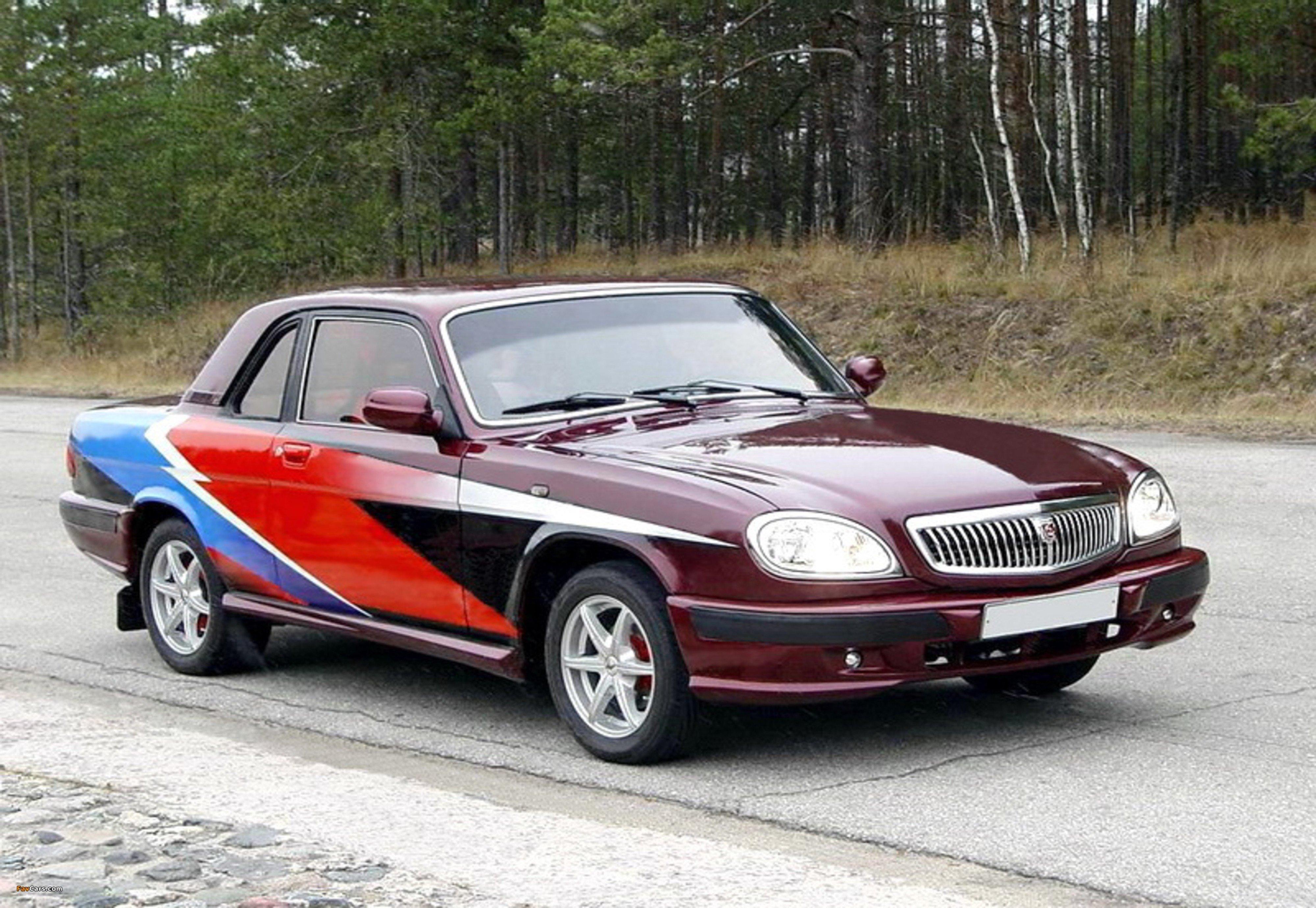 Russian Car 28