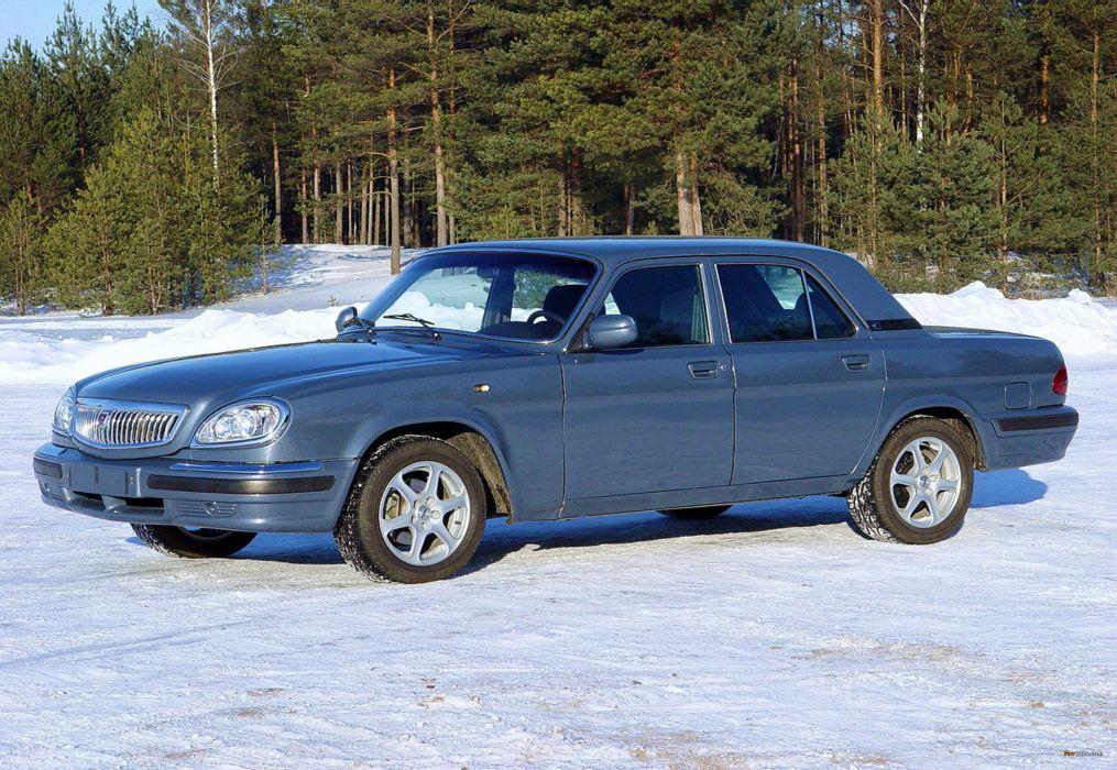 2004 russian car volga gaz Russia 4000x2759 wallpaper