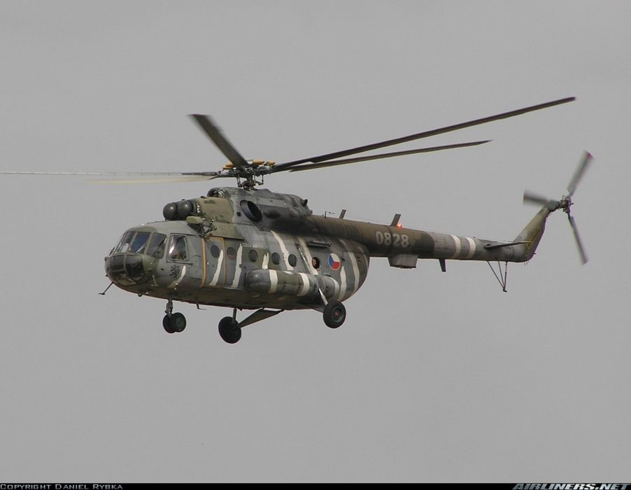 helicopter aircraft transport military Czech-Republic army wallpaper