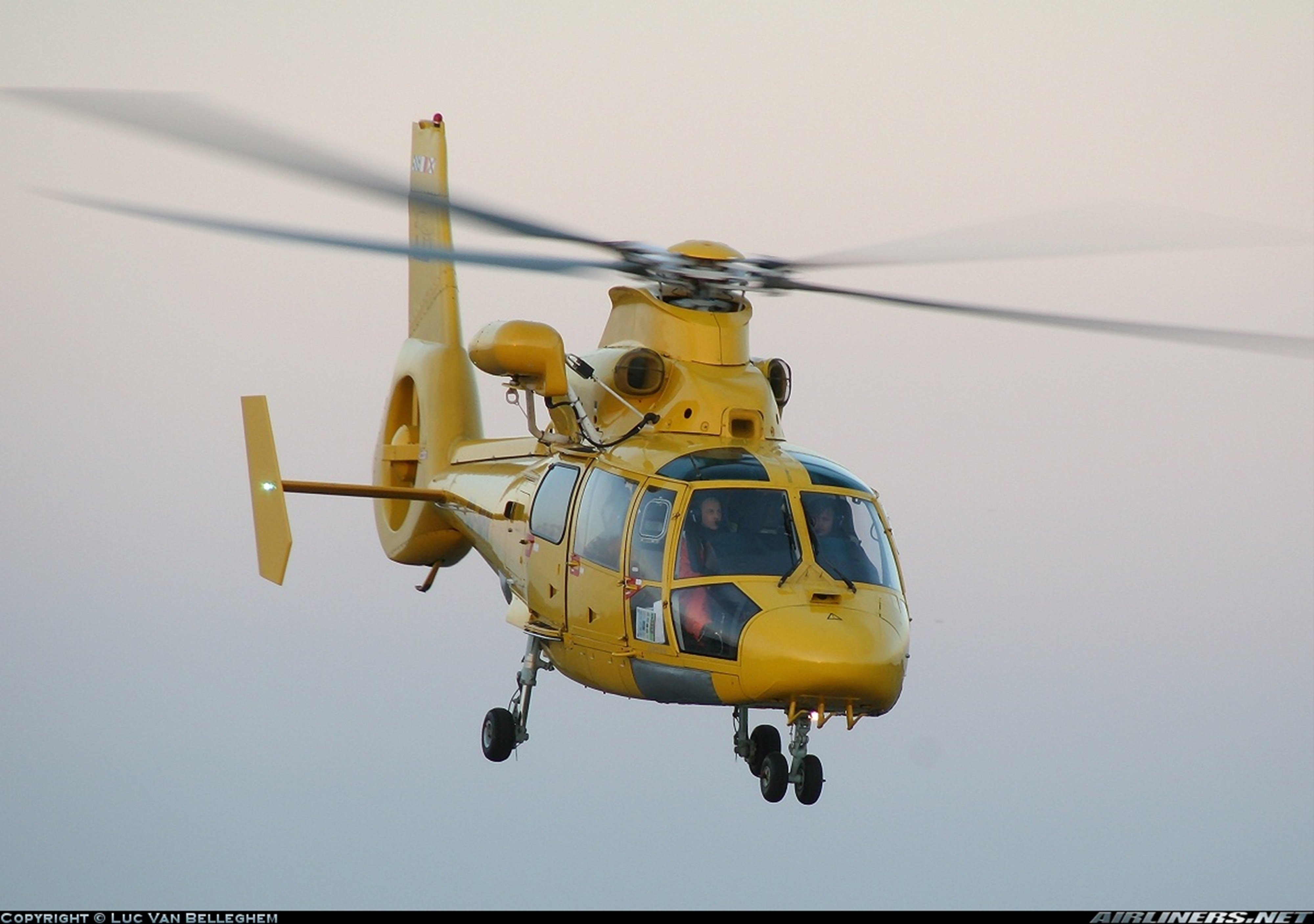 helicopter aircraft transport rescue yellow wallpaper | 4000x2813