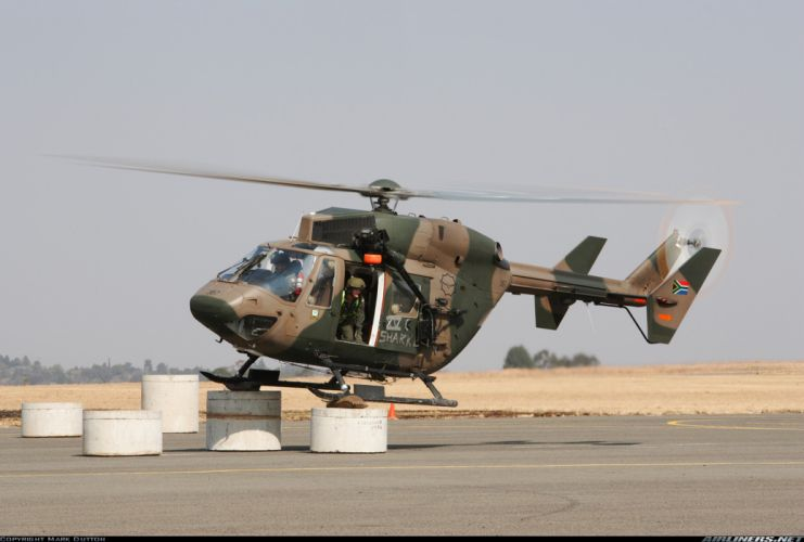 helicopter aircraft attack military army South-Africa wallpaper