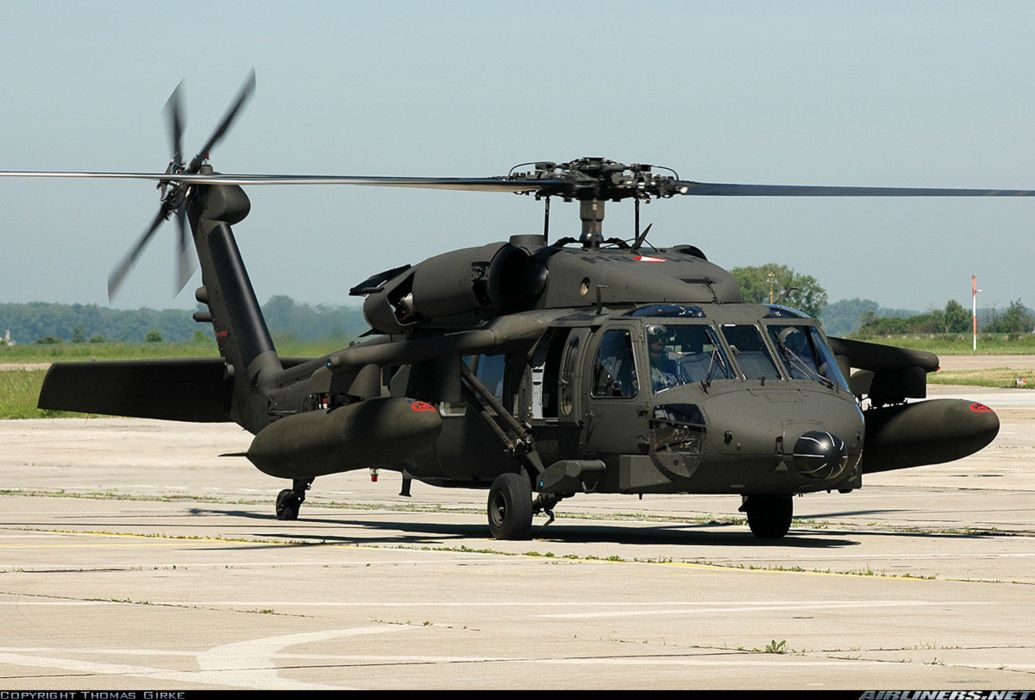 helicopter aircraft transport Austria military army wallpaper