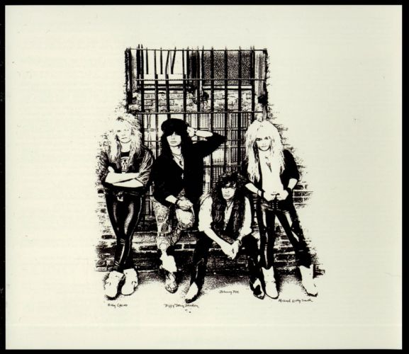 BRITNY-FOX hair metal glam heavy britny fox wallpaper