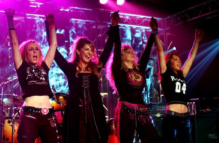 VIXEN hair metal heavy girl female concert wallpaper