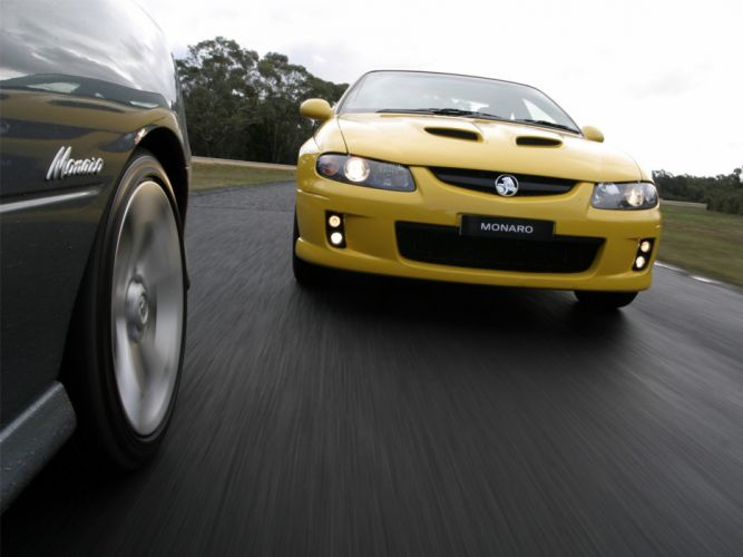 Holden VZ-Monaro 2004 australian car 4000x3000 wallpaper