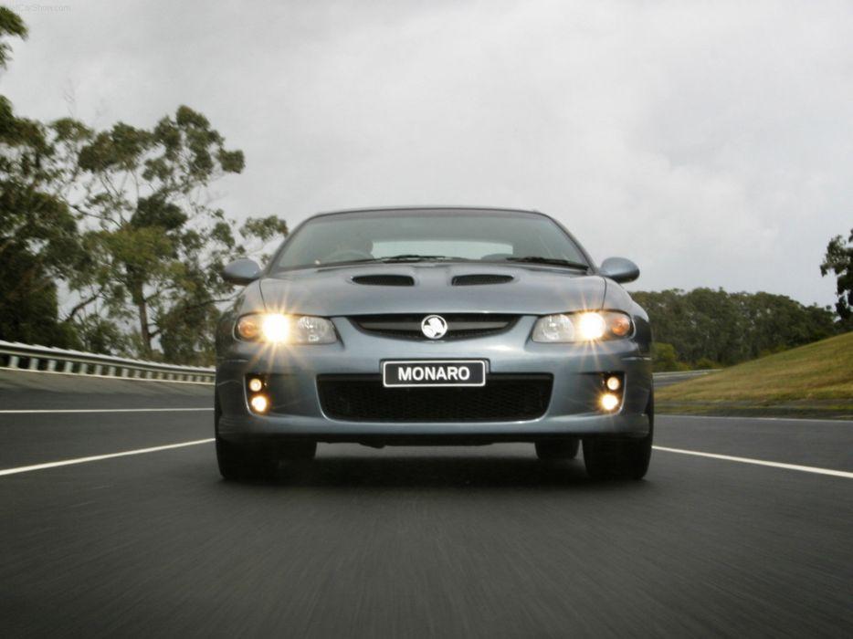 Holden VZ-Monaro 2004 australian car 4000x3000 wallpaper