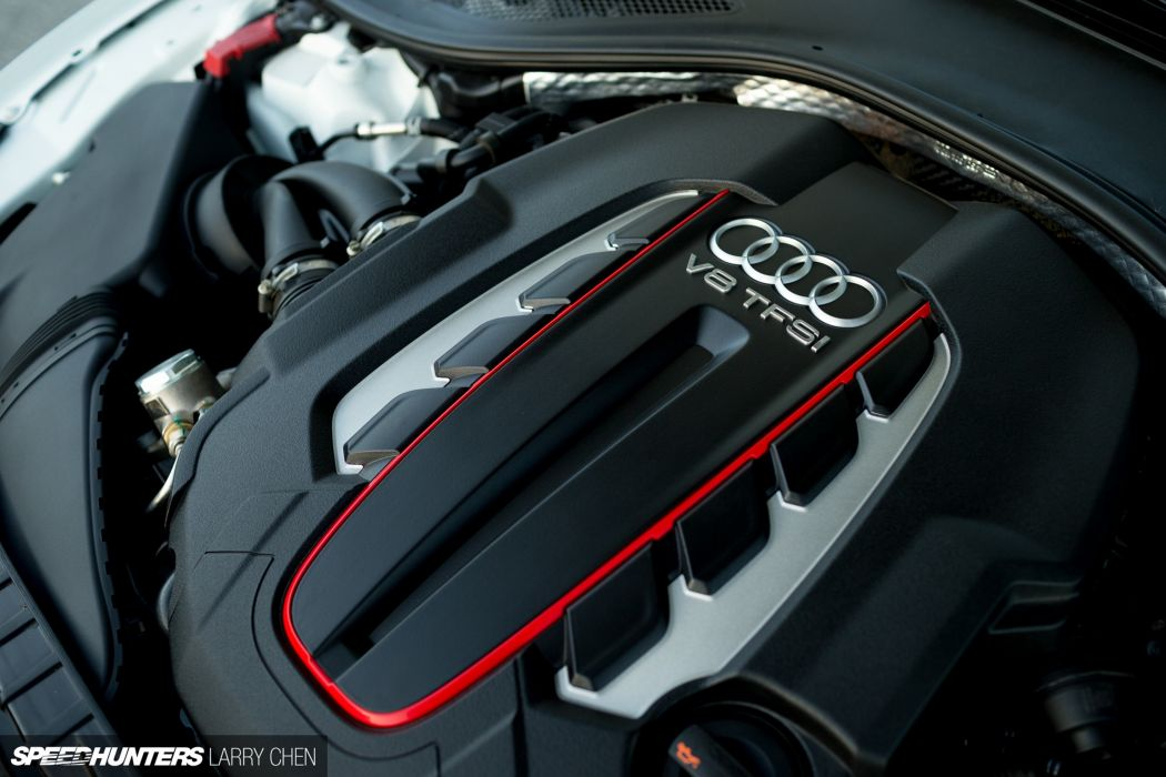 Speed hunters accuair audi-s7 vossen car tunning supercar Germany 4000x2667 engine wallpaper