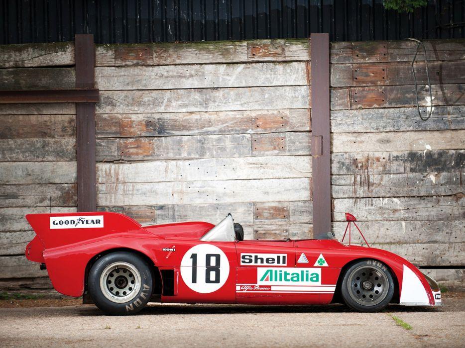 1972 Alfa-Romeo Tipo-33 TT3 classic car race racing supercar 4000x3000 wallpaper