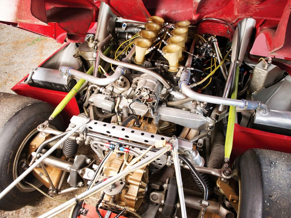 1972 Alfa-Romeo Tipo-33 TT3 classic car race racing supercar 4000x3000 engine wallpaper