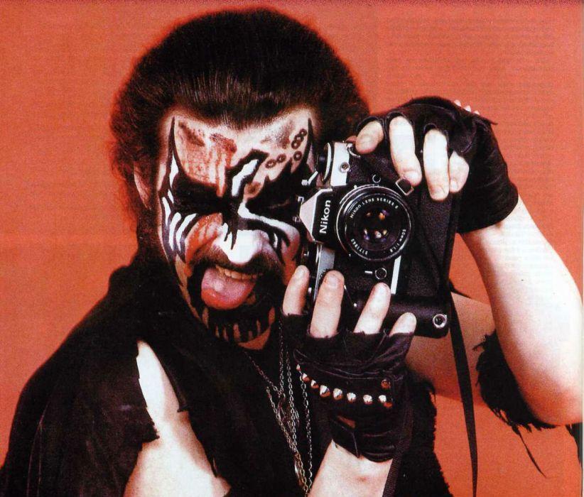 MERCYFUL FATE King Diamond heavy metal dark wallpaper