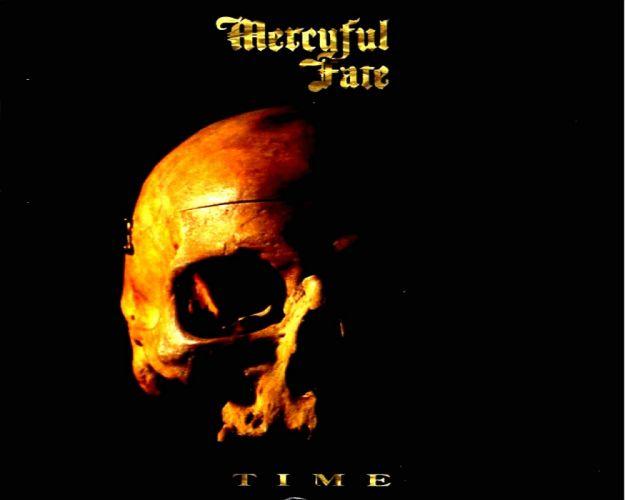 MERCYFUL FATE King Diamond heavy metal dark satanic occult poster skull wallpaper