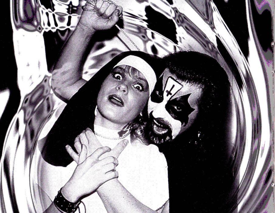 MERCYFUL FATE King Diamond heavy metal dark satanic occult wallpaper