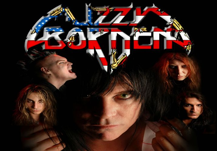 LIZZY BORDEN hair metal heavy poster wallpaper