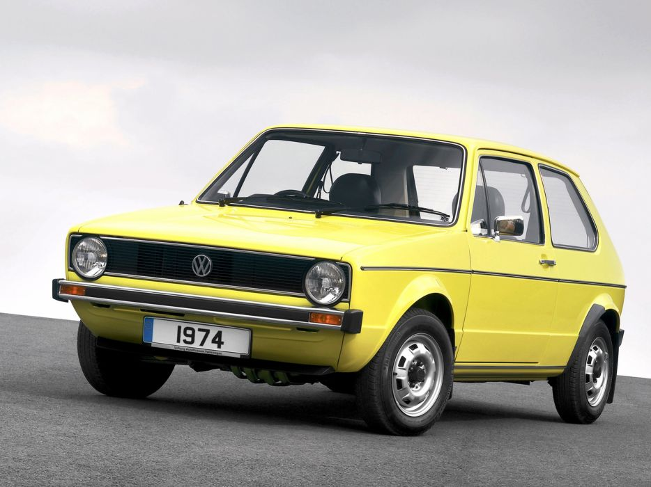 1974 Volkswagen Golf mark1 car 4000x3000 wallpaper