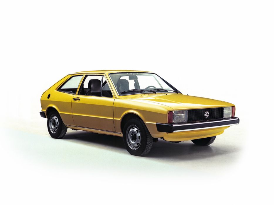 1975 Volkswagen Scirocco car Germany 4000x3000 wallpaper