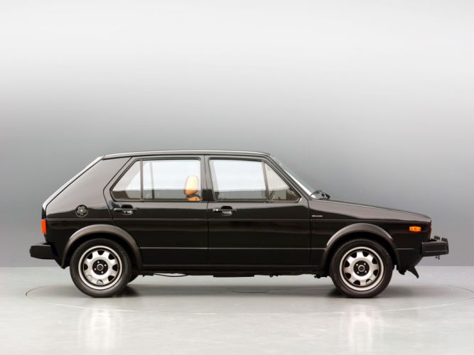 1976 Volkswagen Golf GTI car mark1 pirelli Germany 4000x3000 wallpaper