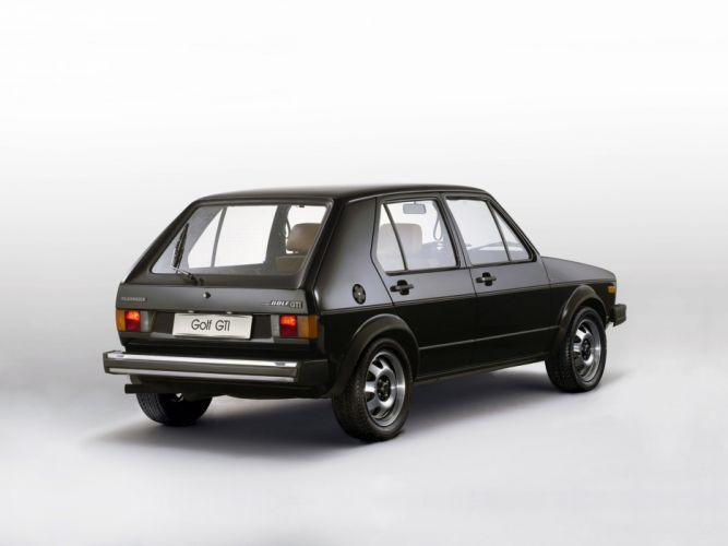 1976 Volkswagen Golf GTI car mark1 pirelli Germany 4000x3000 wallpaper