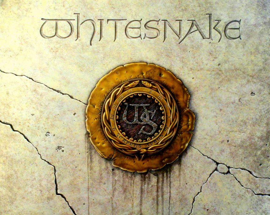 WHITESNAKE hair metal heavy hard rock poster wallpaper