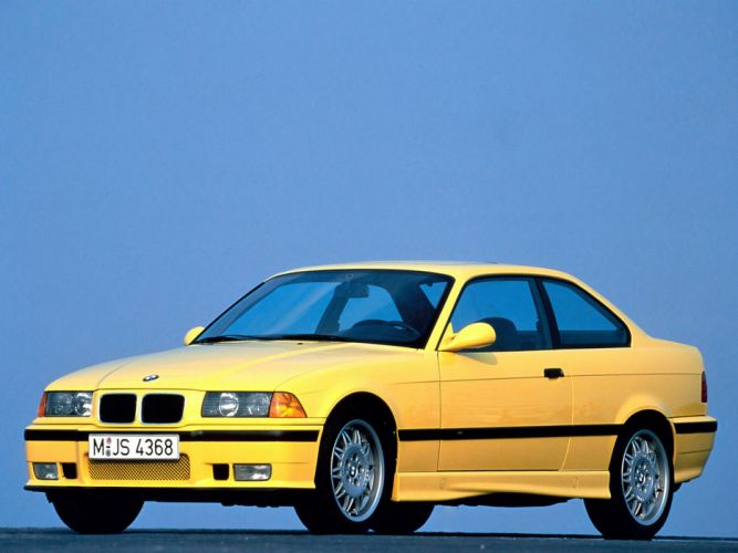 1992 BMW M3-Coupe car sport supercar Germany 4000x3000 wallpaper