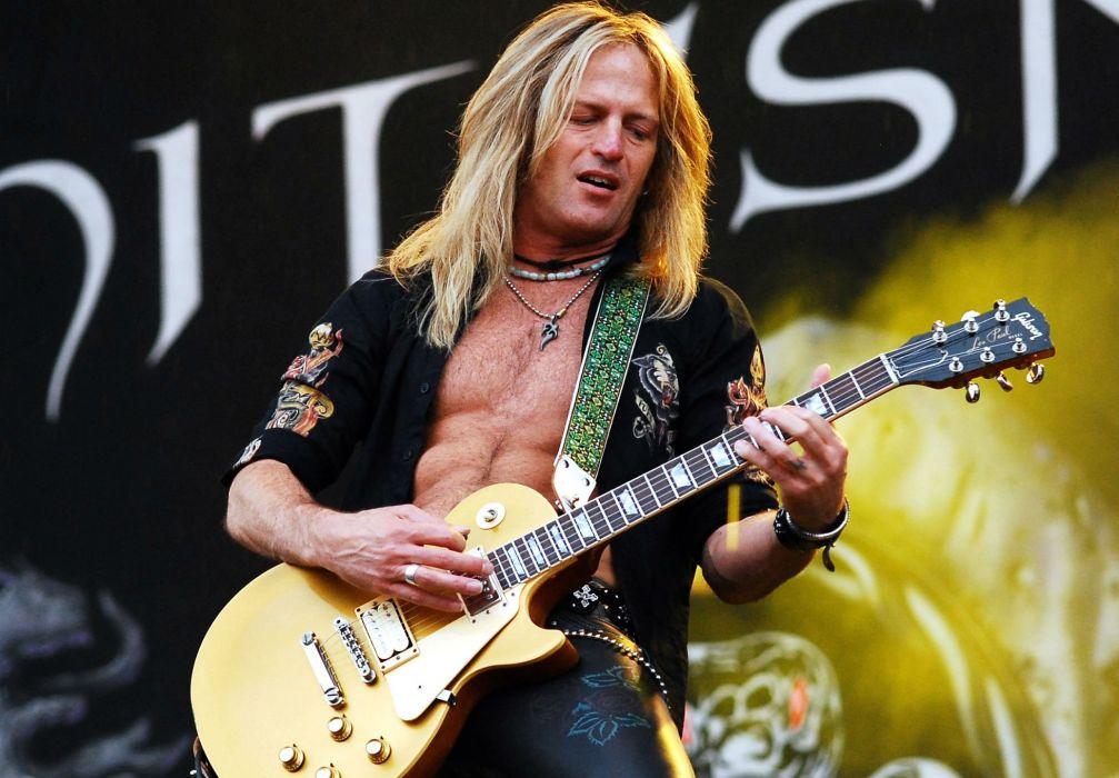 WHITESNAKE hair metal heavy hard rock concert guitar wallpaper