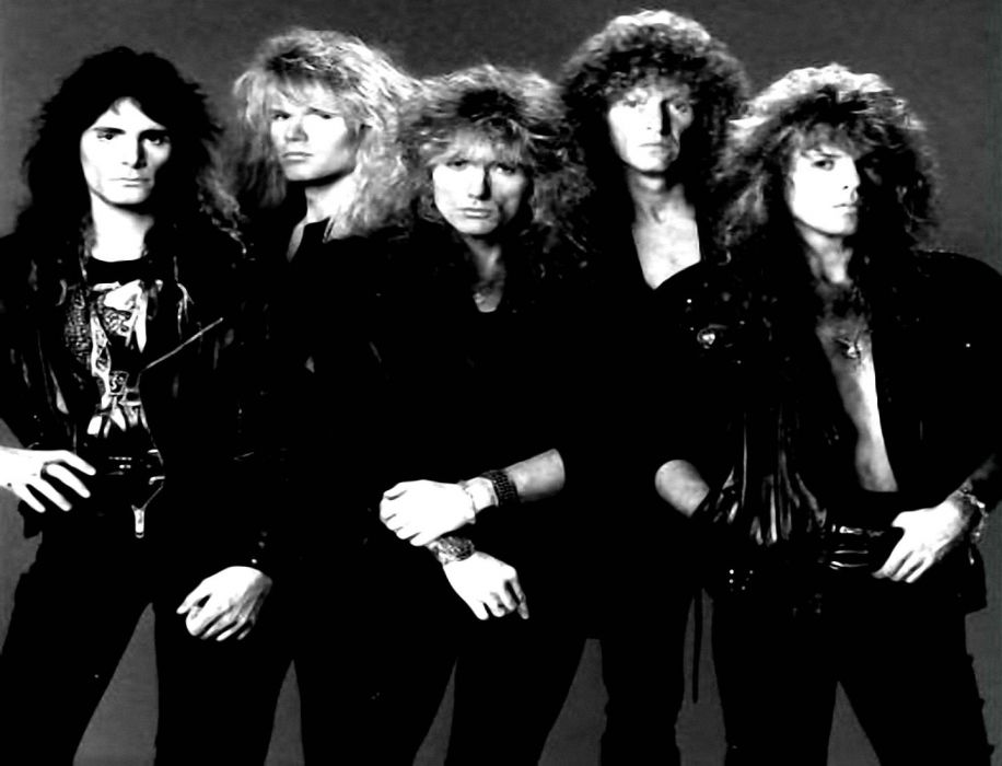 WHITESNAKE hair metal heavy hard rock wallpaper