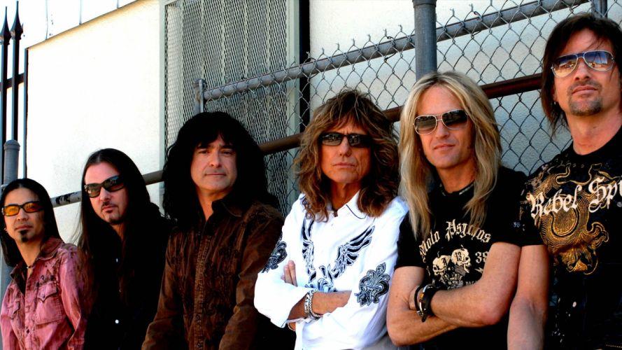 WHITESNAKE hair metal heavy hard rock wallpaper
