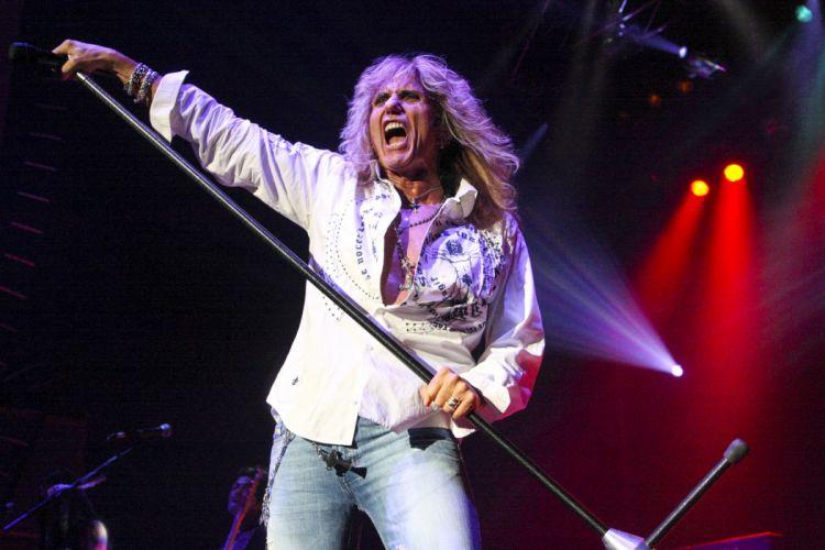 WHITESNAKE hair metal heavy hard rock concert singer wallpaper