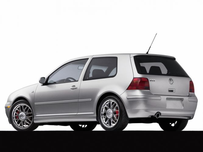2002 Volkswagen GTI 337-Edition car Germany 4000x3000 wallpaper