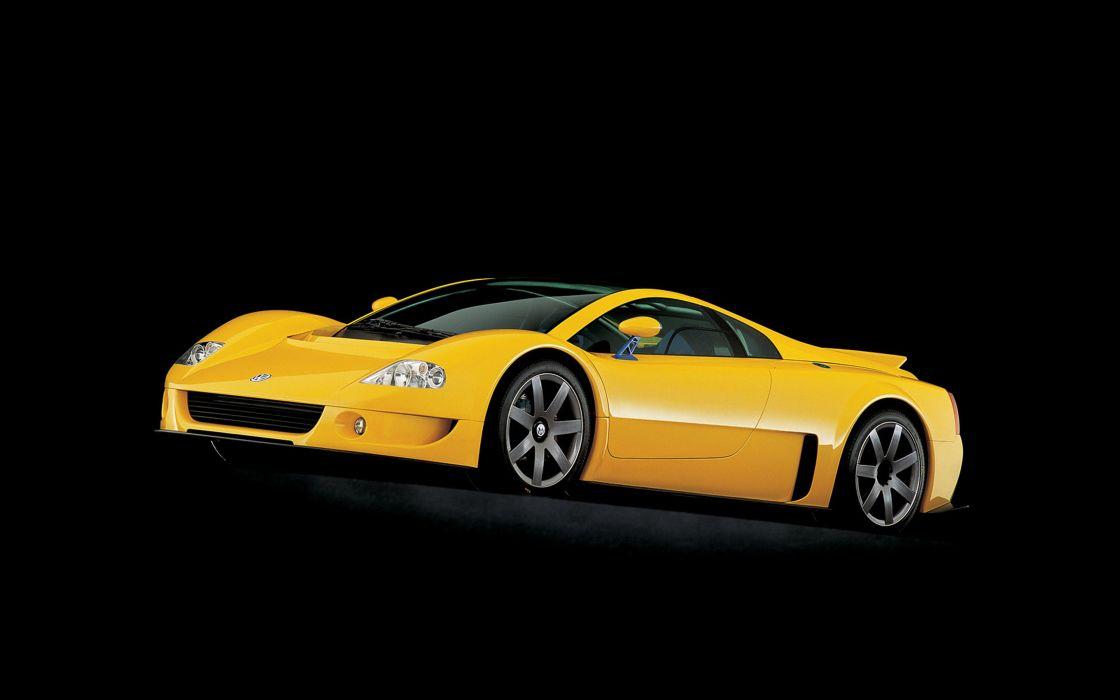 2001 Volkswagen W12 supercar concept car Germany 4000x2500 wallpaper
