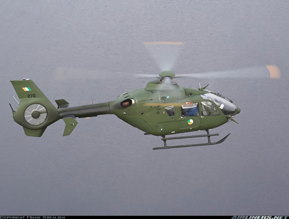 helicopter aircraft transport military army Ireland eurocopter ec-145 wallpaper