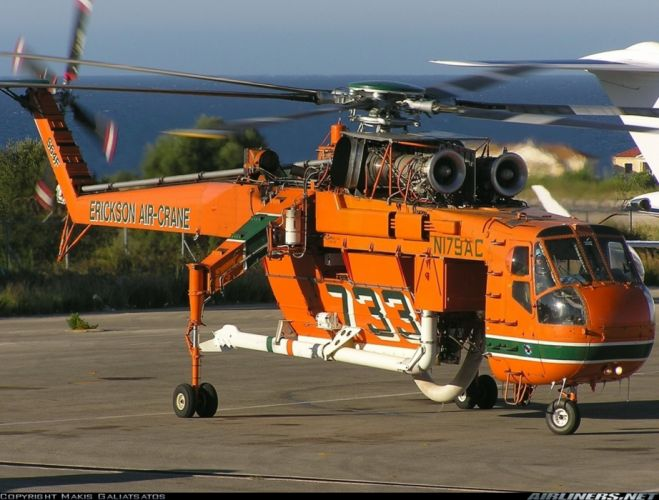 helicopter aircraf transport cargo wallpaper
