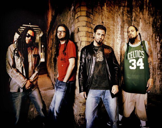 KORN nu-metal metal heavy rock hip hop wallpaper