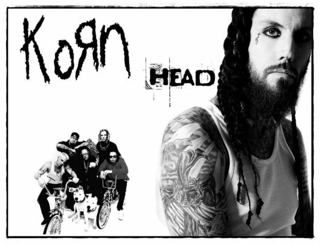 KORN nu-metal metal heavy rock hard poster wallpaper