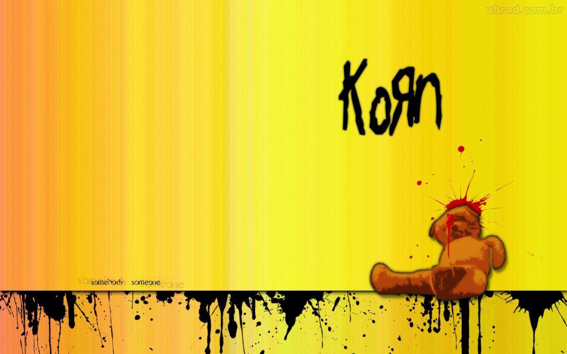 KORN nu-metal metal heavy rock hard (1) wallpaper